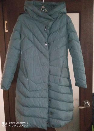 Зимнее пальто 46 р
