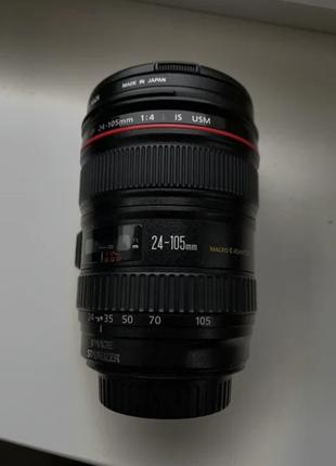 Продам Canon 24-105 f4