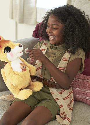 Интерактивная игрушка furreal friends джоси кенгуру