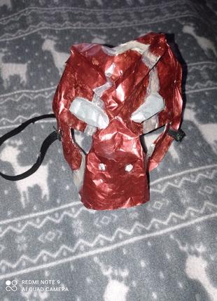 """Карнавальная маска, """"Смешной Джерик""""."""