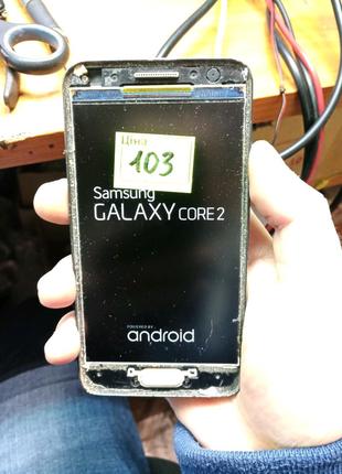 Samsung G355H на запчасти