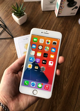 Apple iPhone 6s plus 64 gb necerlock б/у