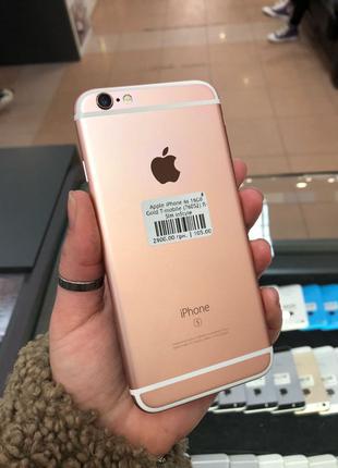 Apple iPhone 6S 16GB Gold