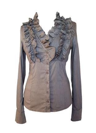 Блузка с рюшами Tally Weijl, M