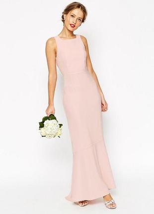 Свадебное (вечернее) платье со шлейфом