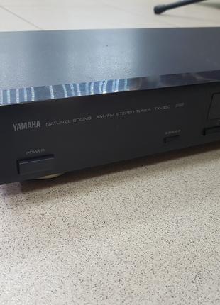 Тюнер YAMAHA TX-350 (Франция)