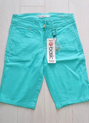 Летние женские шорты, стрейчевые шорты на девушку