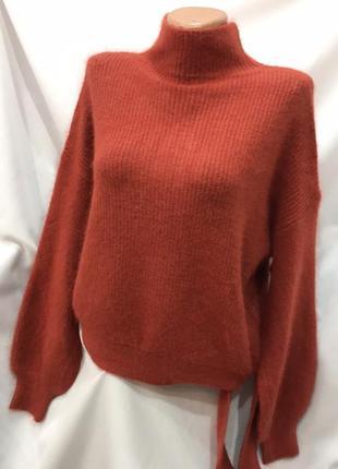 Женский свитер размер универсал 46-50 цвета