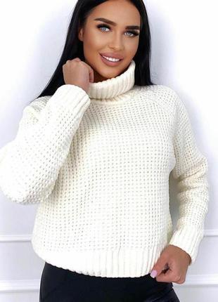 Женский свитер размео 42-46 цвета