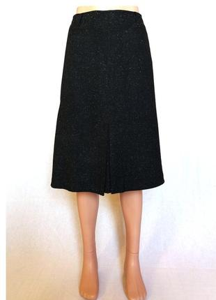 Теплая юбка с шерстью и шелком zero