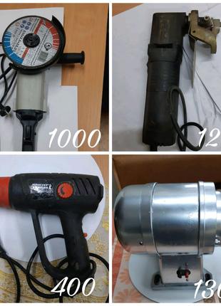 Электроточило БЕШТАУ-1М У4.2,Электронож,Болгарка,Строительный фен
