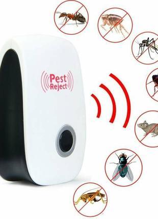Ультразвуковой отпугиватель мышей,грызунов,тараканов,насекомых,ка