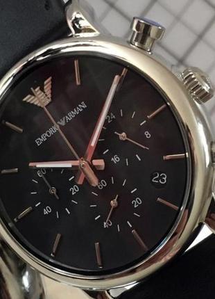 - 40% | мужские часы хронограф emporio armani ar1733 (оригинал...