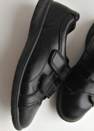 Туфли мокасины на липучка free step 37 размер 23 см