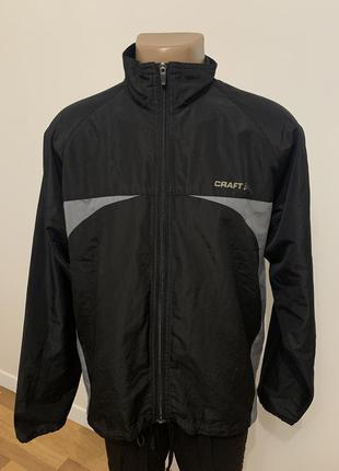 Куртка ветровка мужская craft