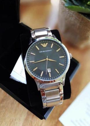 - 33% | мужские часы хронограф emporio armani renato (оригинал...