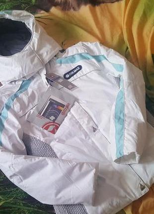 70% скидка женская лыжная куртка colmar 10000 мембрана!