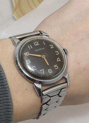 Кировские часы. Советские часы. 1МЧЗ