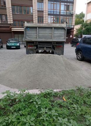 Песок, щебень, Отсев,шлак фракция