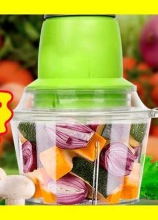 Блендер Молния - электрический кухонный измельчитель овощей и ...