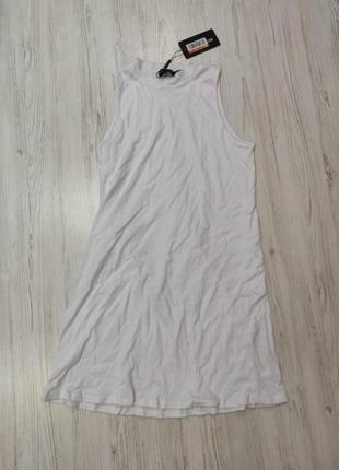 Ликвидация товара 🔥   платье майка без рукавов трикотаж