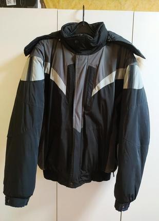 Мужская теплая зимняя куртка columbia (оригинал)