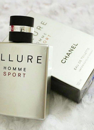 Чоловичи парфуми / туалетна вода / Allure Homme Sport Chanel