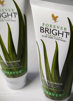 Зубна паста Bright з Алоє Вера Forever living products
