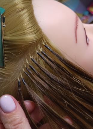 Наращивание волос не дорого