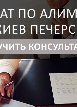 Адвокат по алиментам Киев Печерск, срочная консультация