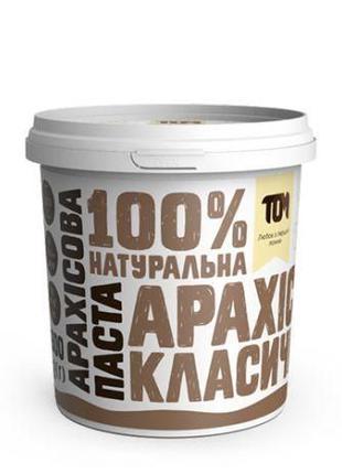 Арахісова паста Том 500 г, арахисовое масло том