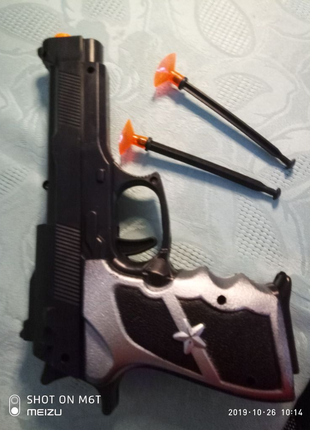 Пистолет дитячий