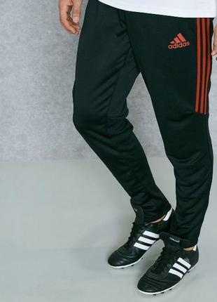 Штаны футбольные adidas ac milan оригинал  из сша