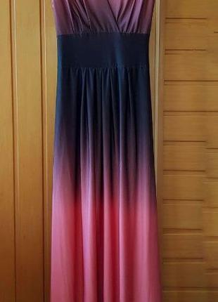 Платье Макси XXS