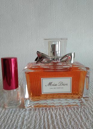 Оригинал5 мл, dior miss dior eau de parfum