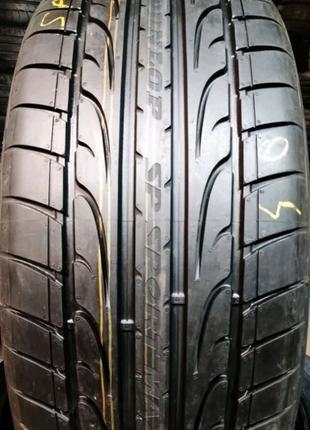 Пара 255/45 r19 Dunlop SP Sport maxx