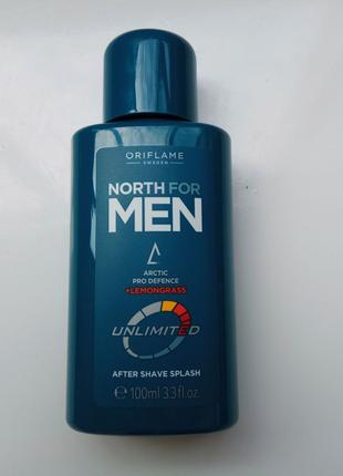 Лосьйон після гоління North for Men Unlimited 100 мл
