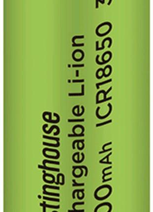 Аккумулятор литий-ионный Li-ion ICR 18650 3.7V 3000mAh 1шт.