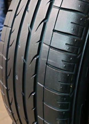 Пара 225/55 r18 Bridgestone Dueler HP sport