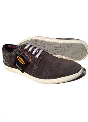 Мужские замшевые кроссовки кеды Dockers 43 р