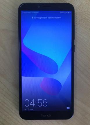 Смартфон Huawei Y6 2018 (40381)