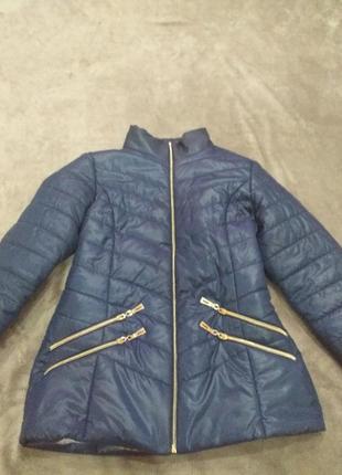 Женская курточка осень-весна