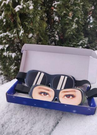 3д маска для сна, для глаз