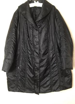 Класснючее дутое пальто оооочень большого размера