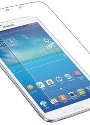 Защитное стекло EGGO Samsung Galaxy Tab 3 7.0 T2100/T2110 глянец