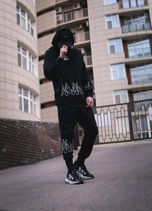 Спортивный костюм Rengoku черный