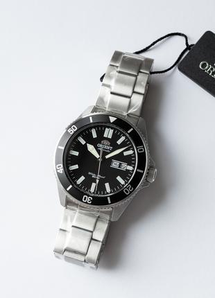 Японские часы дайвер Orient Mako 3 - новые, оригинал с документам