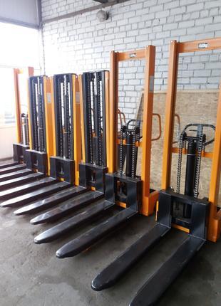 Аренда, продажа гидравлических штабелеров тележек, в Украине