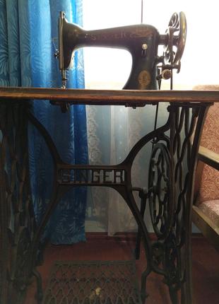 Швейна машинка Singer 1860-х