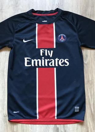 Мужская коллекционная футбольная джерси nike paris saint germain